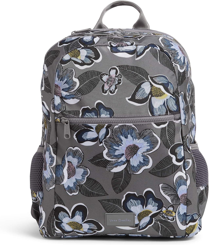 Vera Bradley Women's Recycled Lighten Up Reactive Grand Backpack