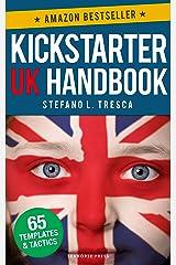 Kickstarter UK Handbook Kindle Edition
