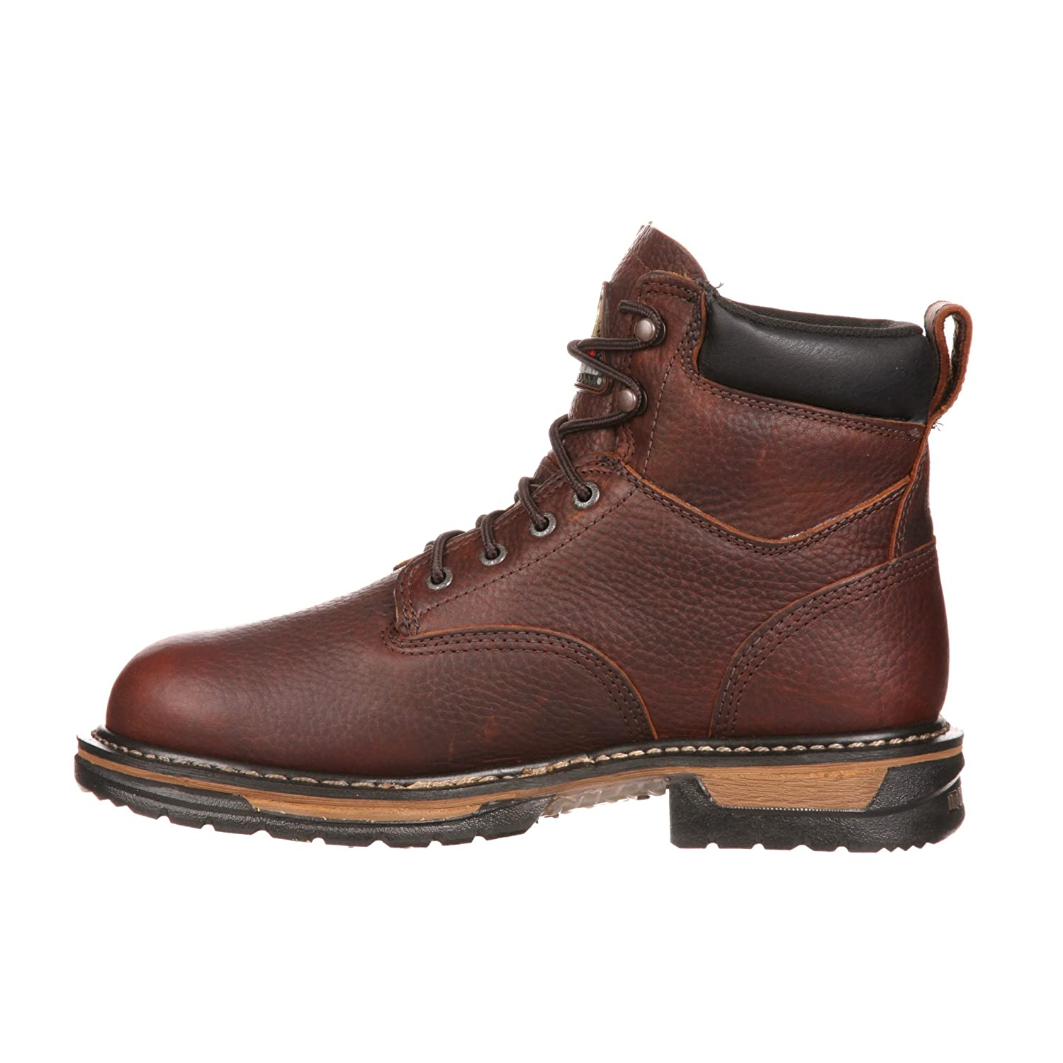 Rocky Mens 6 Iron Clad Waterproof Work Boot-5696