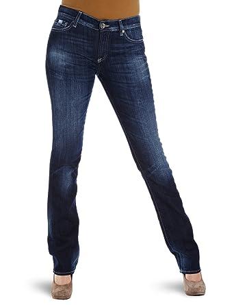 dff2c8eccf GAS Jeans Christy A Boot Cut Women s Jeans Denim W570 24W  Amazon.co ...