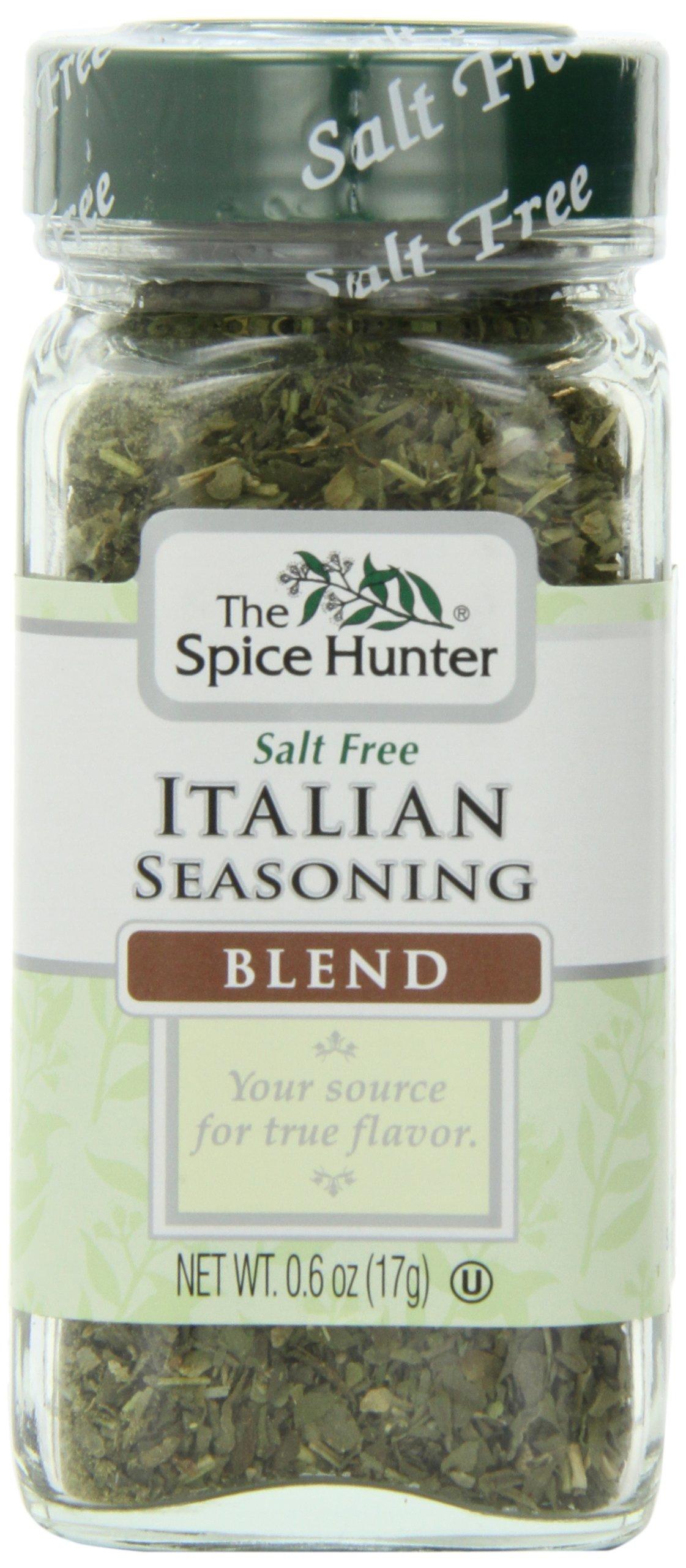 The Spice Hunter Italian Seasoning Blend, 0.6-Ounce Jar