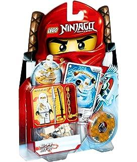 lego ninjago 2171 jeu de construction zane dx