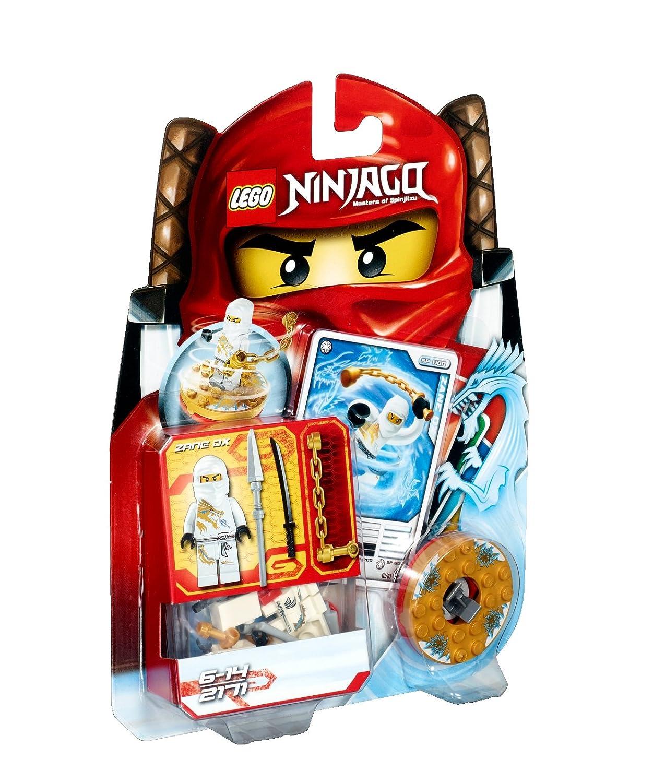 lego ninjago 2171 jeu de construction zane dx amazonfr jeux et jouets