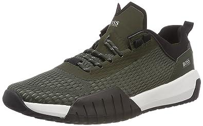 Mens Metro_Tenn_CVC 10197557 01 Low-Top Sneakers HUGO BOSS l4eSSZJ
