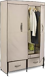 Honey-Can-Do Portable Wardrobe Storage Closet
