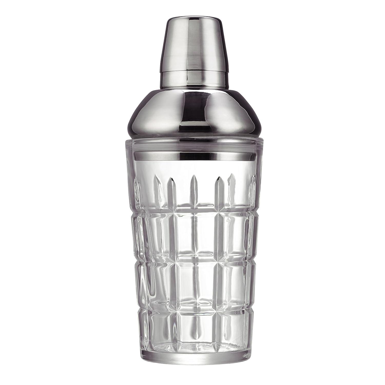Artland Newport Cocktail Shaker, 18 oz, Clear 30014