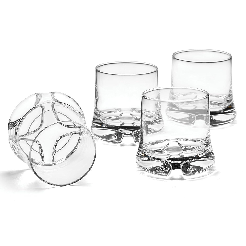 Dansk Dansk Kobenstyle DOF Glasses Set of 4 Clear 846250