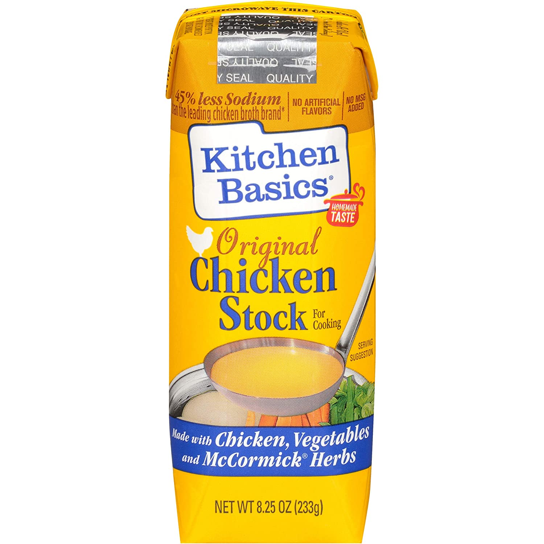Kitchen Basics All Natural Original Chicken Stock, 8.25 fl oz