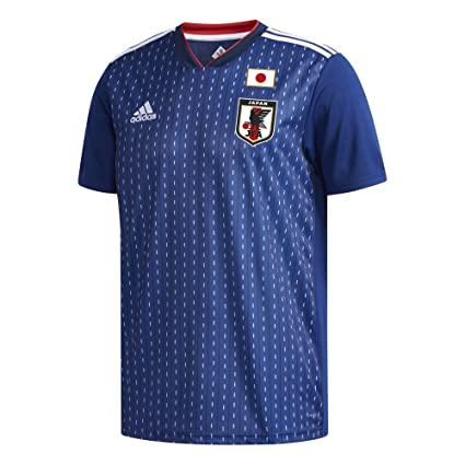 9299743940b Amazon.com : adidas Japan National Team 2018 WC Home Men's Jersey ...