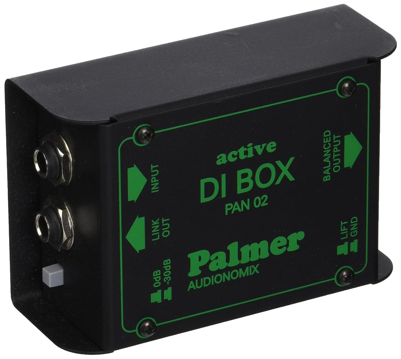 Palmer PAN02 - Caja de inyeccion activa 52791