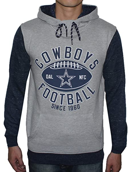 edff50222 Amazon.com   Mens DAL COWBOYS  Athletic Pullover Sweatshirt Hoodie S ...