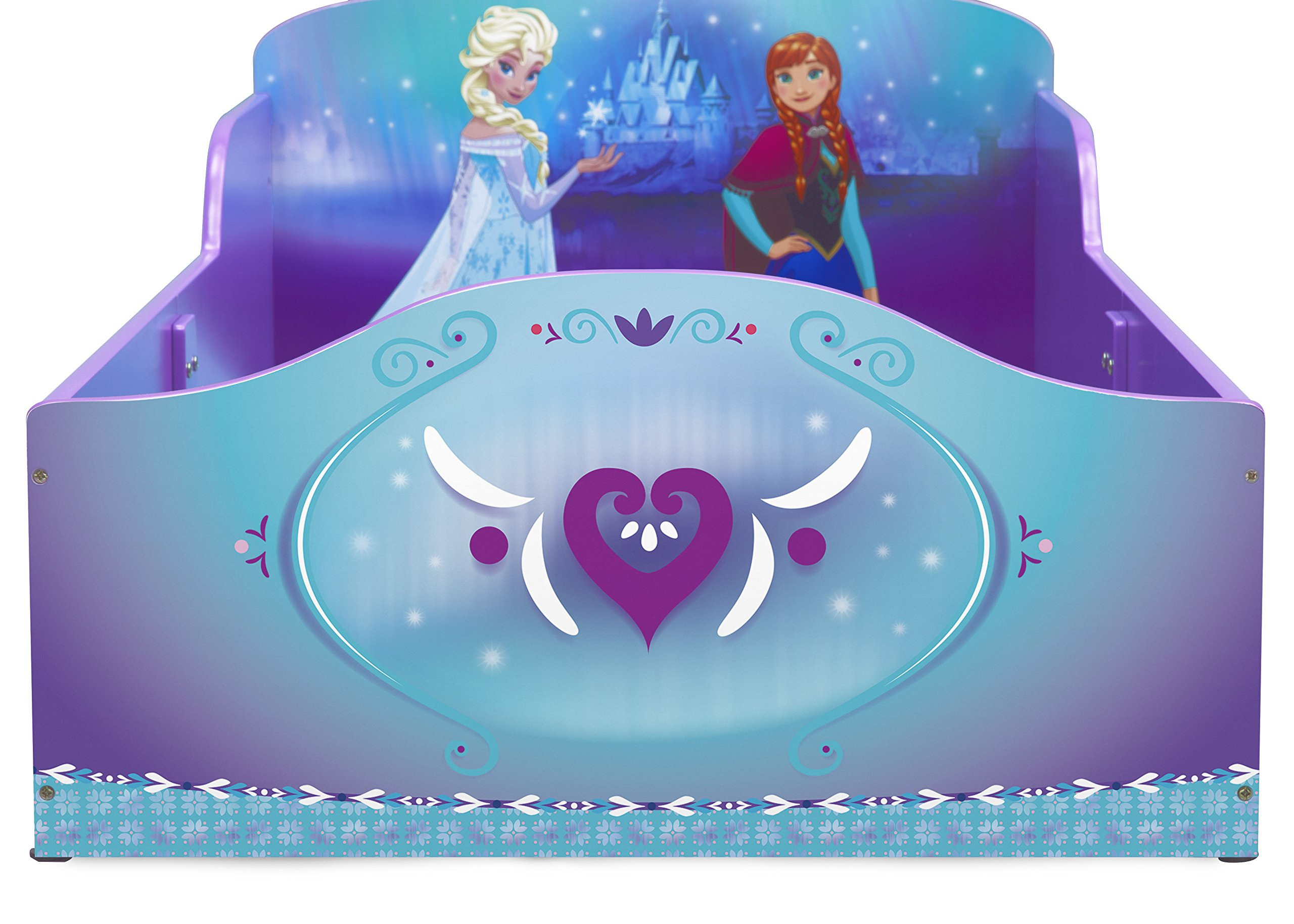 Delta Children Wood Toddler Bed, Disney Frozen by Delta Children (Image #4)