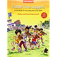 Fiddle Time Joggers + CD: A first book of very easy pieces for violin