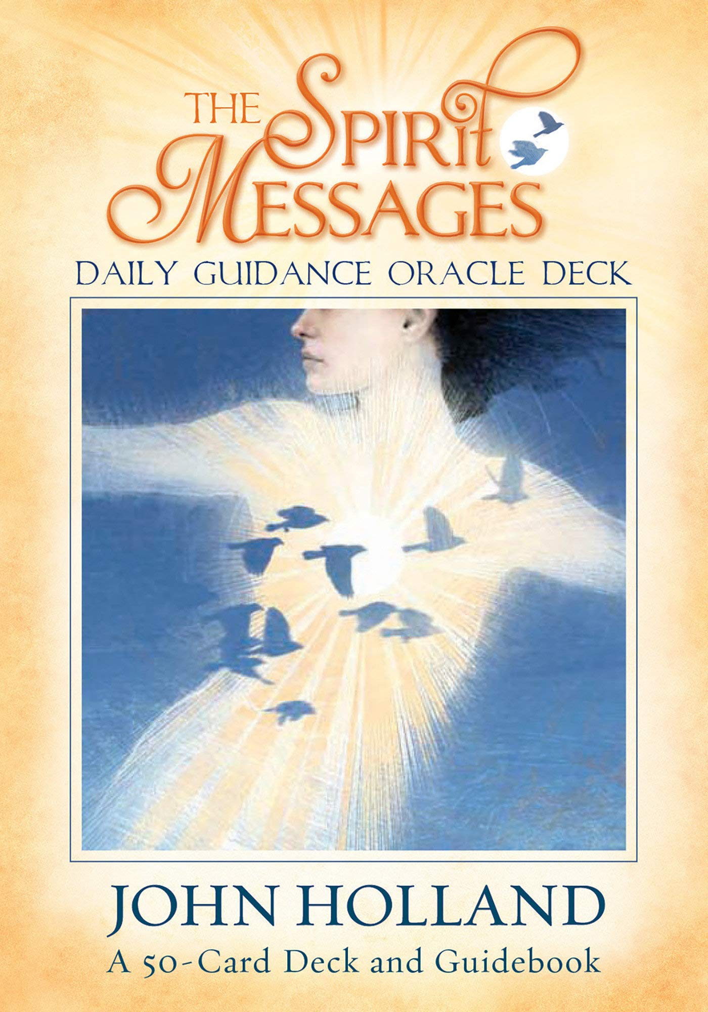 Read Online The Spirit Messages Daily Guidance Oracle Deck: A 50-Card Deck and Guidebook pdf