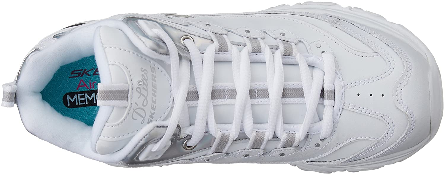 Skechers Women's D'Lites Style Rethink High Top Training abnsO