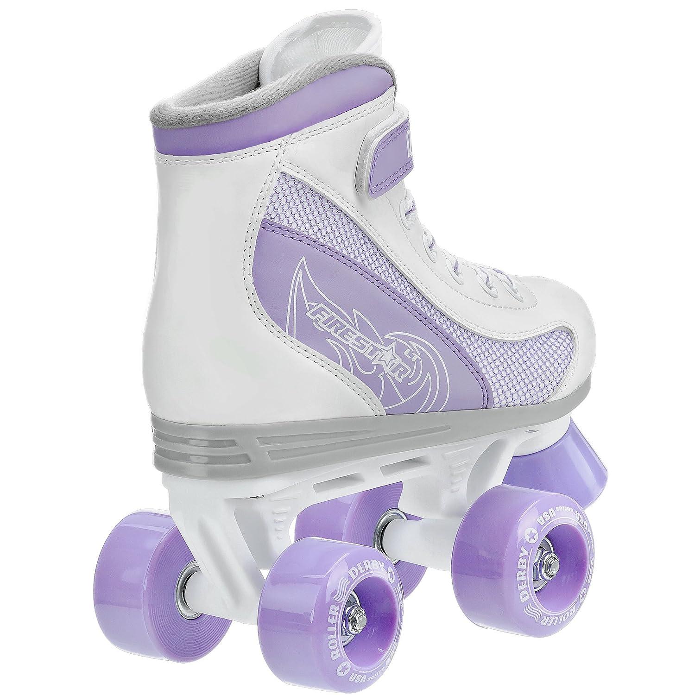 Roller skates ottawa - Amazon Com Roller Derby Firestar Girl S Roller Skate Size Jr 12 Childrens Roller Skates Sports Outdoors