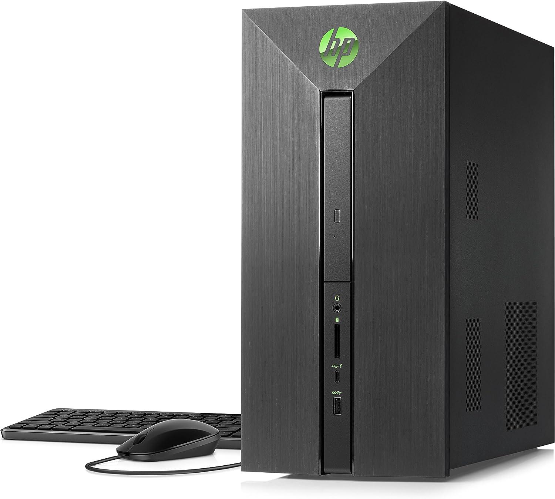 2018 Newest Flagship HP Pavilion Power Premium Gaming VR Ready Desktop Computer Intel Core i5-7400, NVIDIA GeForce GTX 1060 3GB, 16GB DDR4 RAM, 128GB SSD 1TB HDD, Bluetooth, HDMI, Windows 10