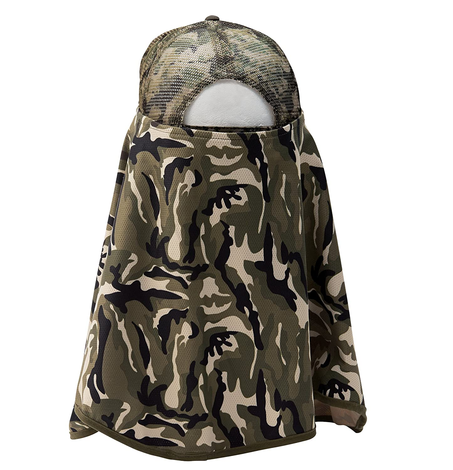 Cool Shades Sun Protective Cover for Face Neck and Shoulders