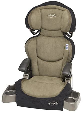 Evenflo Big Kid DLX Booster Car Seat Cactus Discontinued By Manufacturer