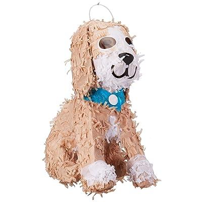 YA OTTA Pinata 154286 Puppy Pinata Paper: Toys & Games