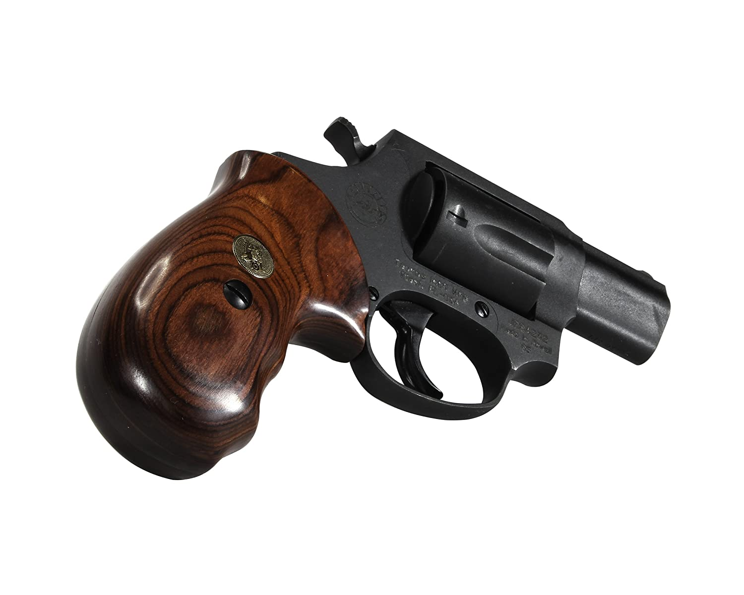 Pachmayr Taurus 85 & Small Frame Wood Revolver Grips