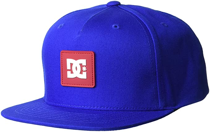 DC Shoes Snapdoodle Gorra, Niños, Azul (Sodalite Blue Byb0), One Size (Tamaño del Fabricante:1SZ)