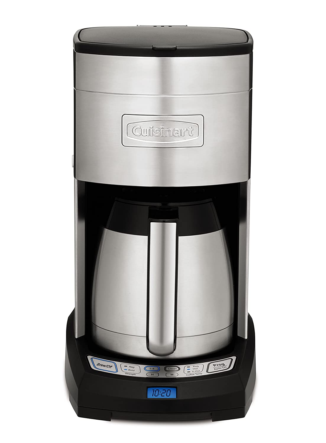Cuisinart DCC-3750FR 10 Cup Thermal Coffee Maker (Certified Refurbished)