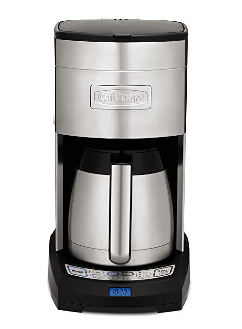 Amazon.com: Cuisinart dcc-3750fr 10 taza térmica cafetera ...