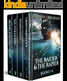 The Raider and the Rapier Boxset Books 1-4