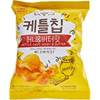 Cosmos Kettle Chips Honey & Butter, 56g