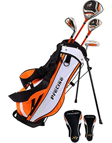 383a69e6a20d Precise X7 Junior Complete Golf Club Set for Children Kids - 3 Age