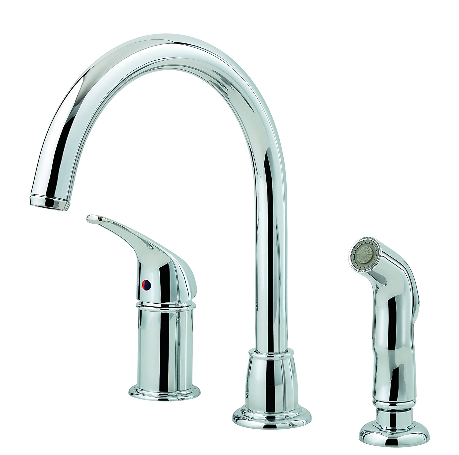 of pull size faucet shenmeth amazon kitchen depot medium down org faucets home