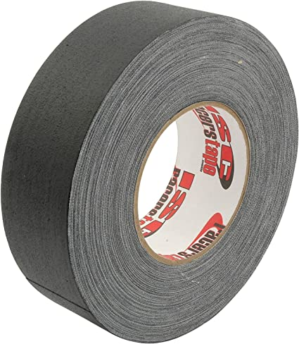 Pro Gaff Black Gaffers Tape 1 inch x 55  yards