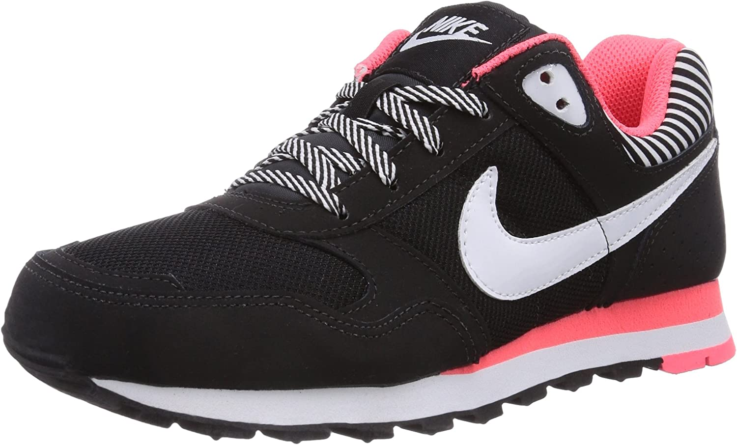 Nike MD Runner GG, Zapatillas de Running para Bebés, Negro (Black ...