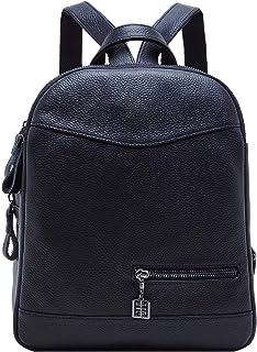 Amazon.com  BOYATU Convertible Genuine Leather Backpack Purse for ... 4b5458c874bb7