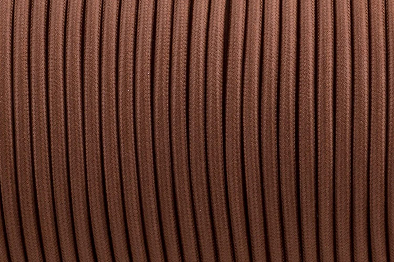 Color Tela Trenzada De Luz 2 Vintage Cable Núcleos510 CorBedx