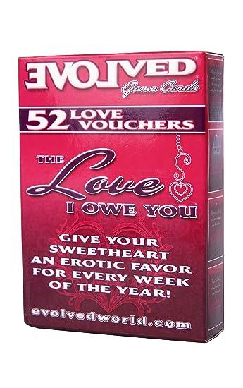 i owe you love vouchers