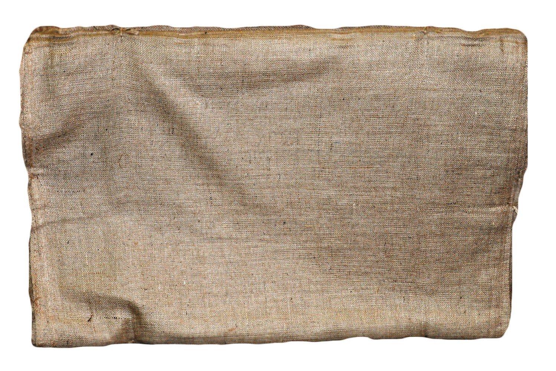 Acme 100058941 Burlap Reusable Garden Cloth Waste Bag, 7' x 7' by Acme
