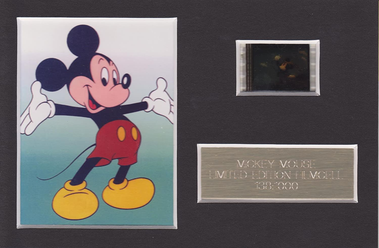 Mickey Mouse Limited Edition Film Cell m
