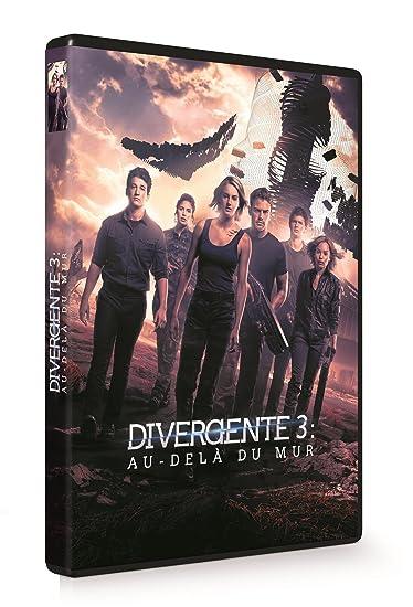 Divergente (3) : Divergente 3 : au-delà du mur