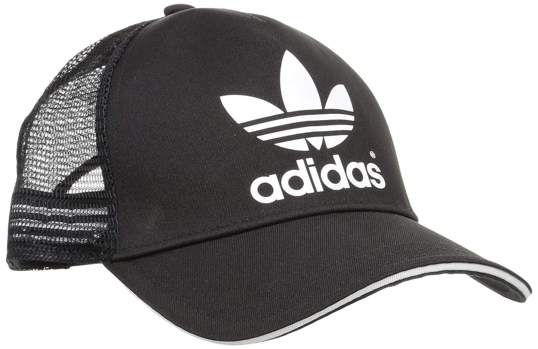 1567f705f65 adidas Women s AC Trucker Cap-Black White