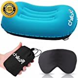 Amazon Price History for:ChillaX UltraLight Camping Pillow - Compressible, Compact, Inflatable, Comfortable, Ergonomic Pillow for Neck & Lumbar Support and a Good Night Sleep while Camp, Backpacking