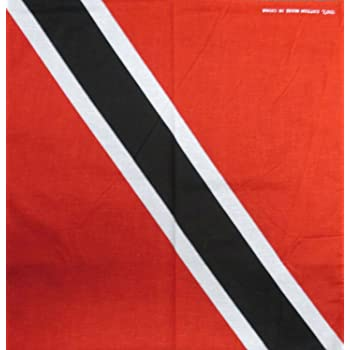 Amazon Com Trinidad And Tobago 3ft X 5ft Printed