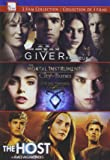 Host/Giver/Mortal Instruments: City Of Bones Dvd Triple Feature