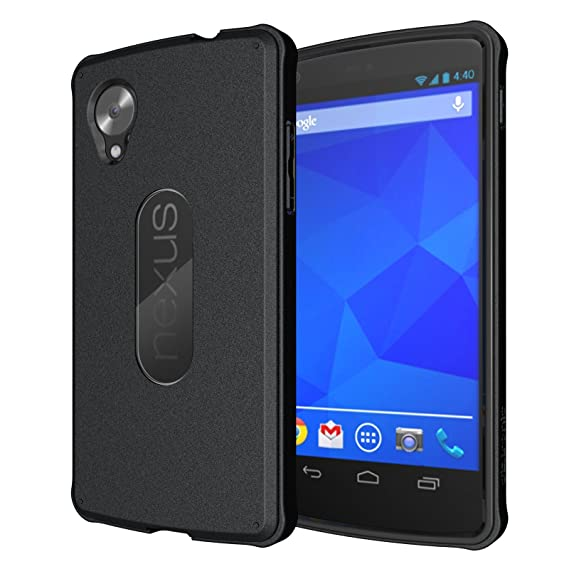 size 40 e6eb8 7df3b Diztronic Voyeur Case for LG Nexus 5 (Black) - Retail Packaging