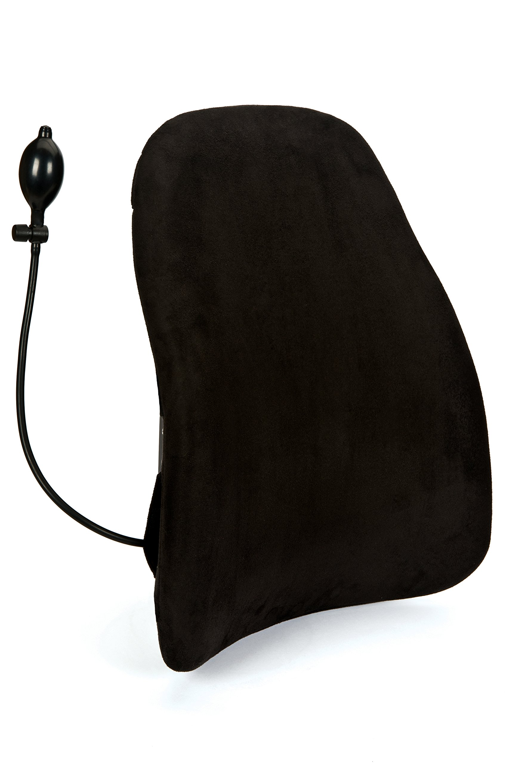 Complete Medical Obusforme Custom Air Backrest with Adjustable Lumbar Support, 4.86 Pound