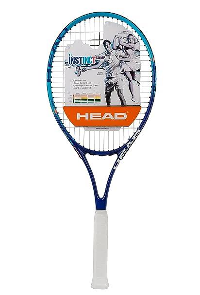 Amazon.com   HEAD Ti Instinct Comp Tennis Racquet   Sports   Outdoors 45ff69e6ec223