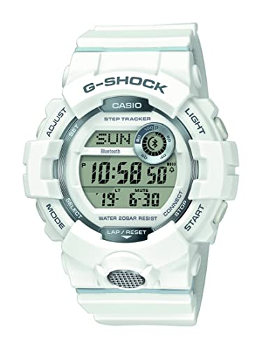 Casio Reloj Digital para Hombre de Cuarzo con Correa en Resina GBD-800-2ER: Amazon.es: Relojes