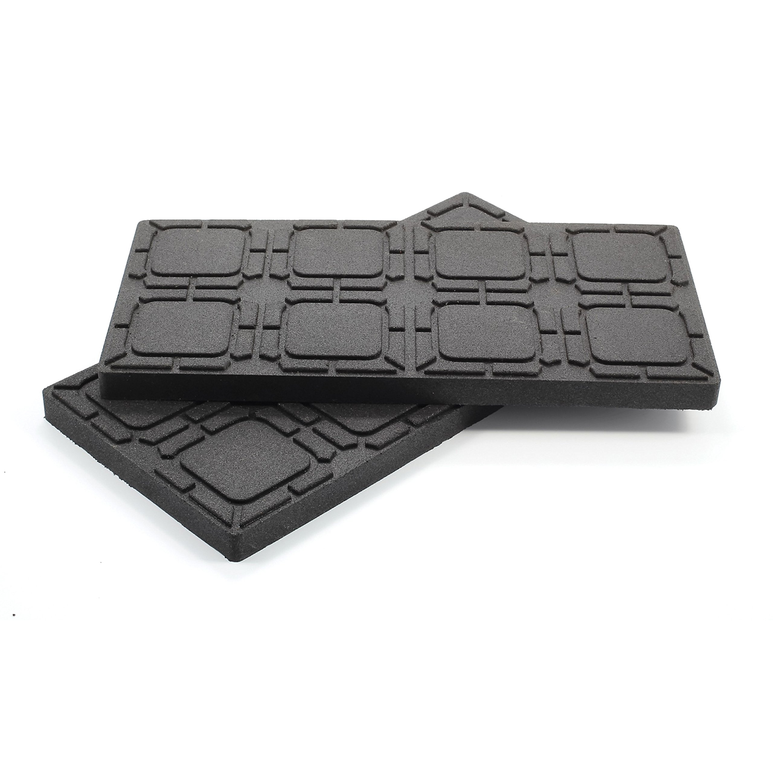 Camco 44601 Leveling Block Non-Slip Flex Pads-8 1/2'' x 17'' by Camco