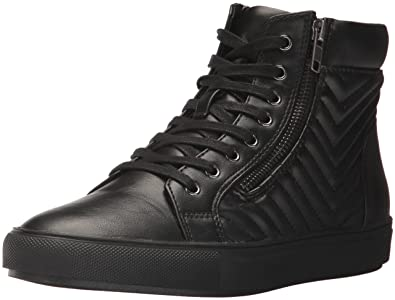 0051cb2c761 Steve Madden Men s Punted Fashion Sneaker Black 7 US US Size Conversion ...